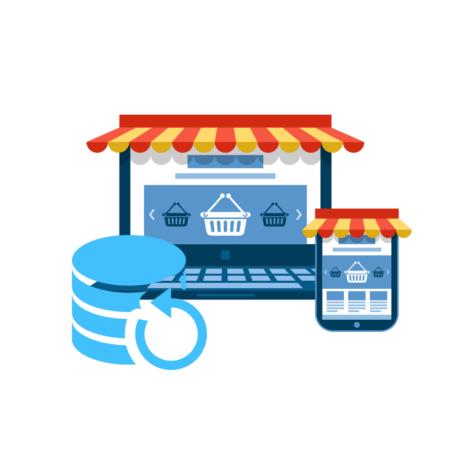 Servicios de backup para e-commerce